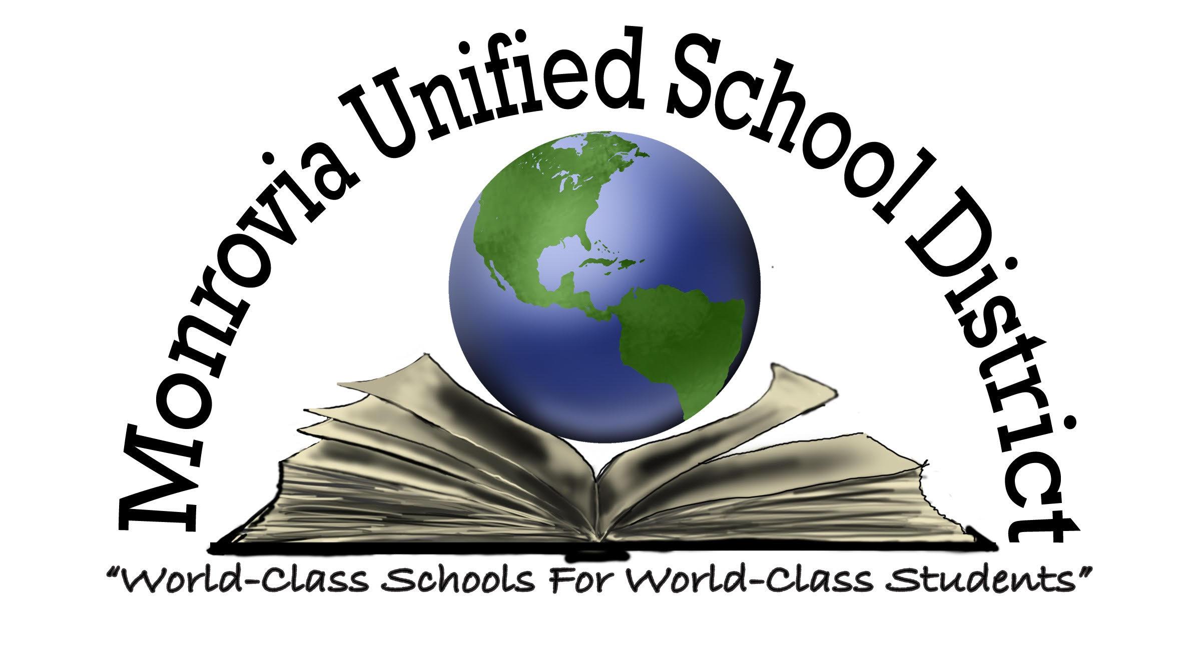 Monrovia Unified School District logo